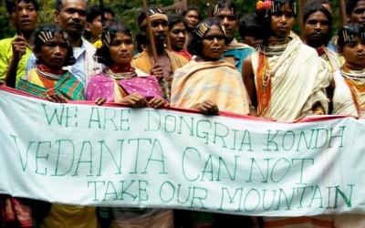 Dongria : Première grande victoire du peuple indien face au géant et envahisseur minier !