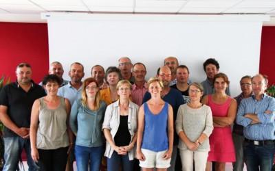 Près de Rouen, 17 agriculteurs s'unissent pour ouvrir un magasin de vente directe !
