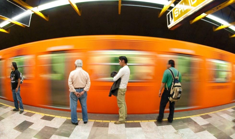 Metro-Mexico-City